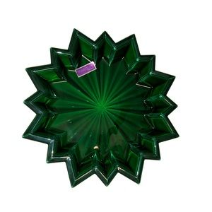 Green Crystal Tray